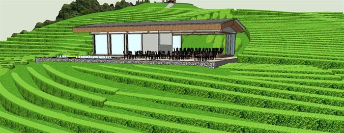 生态旅游乡村农业展示田园综合体(11)