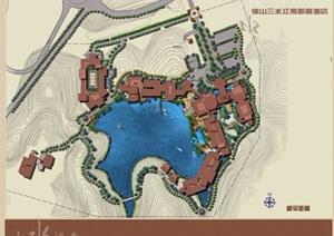 某三水江南新区酒店规划设计pdf方案