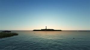 湖心岛景观规划设计