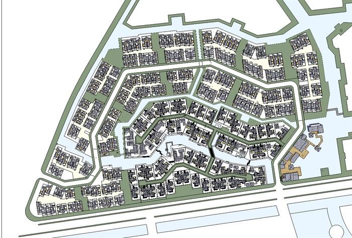 新中式水上高端住宅别墅区规划设计su模型,造型美观,模型制作精细细致,有很好的借鉴学习意义,欢迎下载。