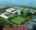 专做建筑景观规划设计/室外厂房规划3D鸟瞰图设计制作