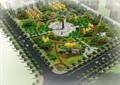 行知園公園方案及全套cad施工圖