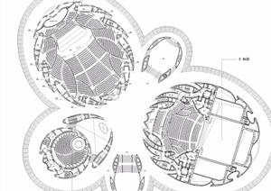 东方艺术中心方案设计jpg方案图