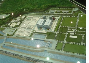 AA阳江核电站详细规划设计cad方案