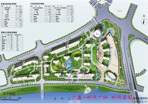 苏州工业园区规划设计cad方案