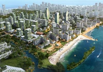 馬來西亞濱海森林城市城市規劃景觀設計pdf方案