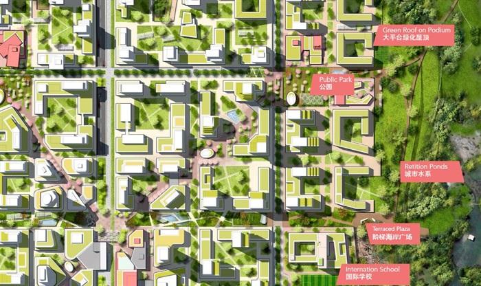 马来西亚森林城市城市设计(3)