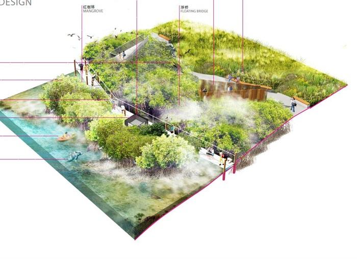 马来西亚森林城市城市设计(6)