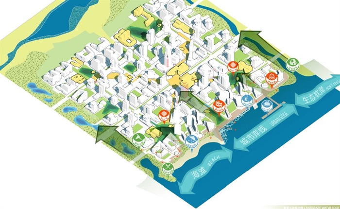 马来西亚森林城市城市设计(10)
