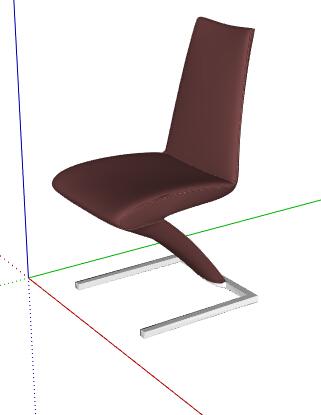 简约椅子设计理念