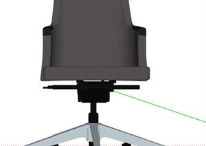 简约转椅座椅设计SU(草图大师)模型