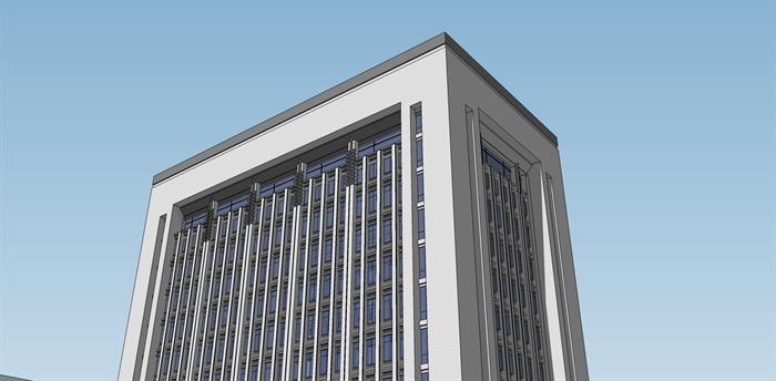 事业单位办公楼(3)