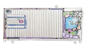 18平方小庭院设计方案