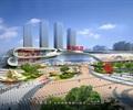 大型城市综合体设计效果图-万达茂效果图等
