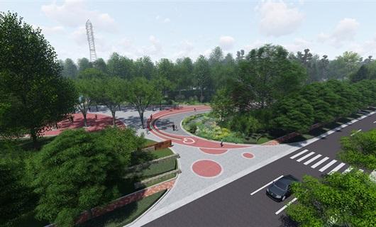 南太湖市民广场