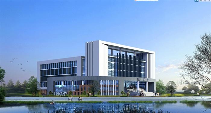 图书馆su模型(1)