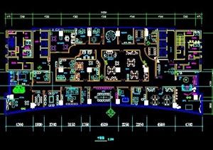 办公空间室内装修设计方案