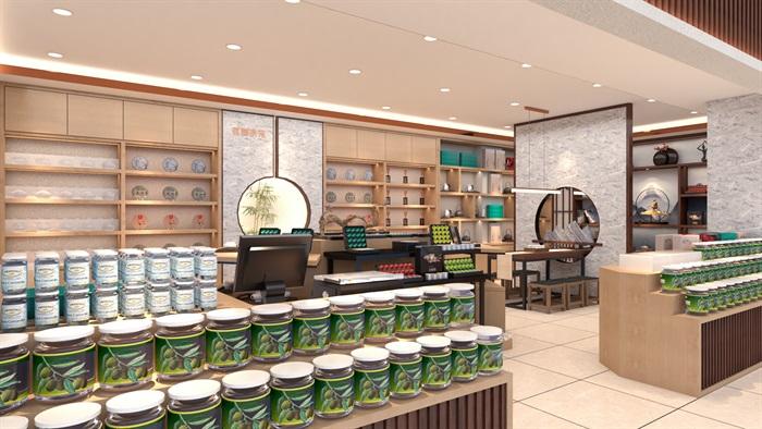 茶店设计(3)