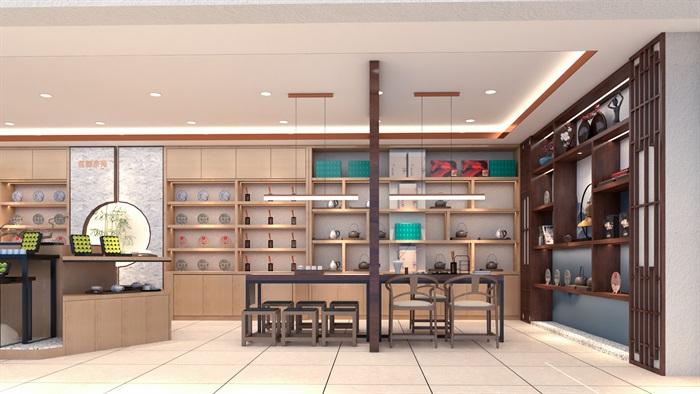 茶店设计(6)