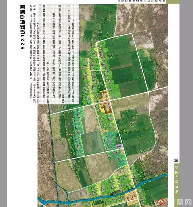 某现代新农村建设规划设计pdf方案[原创]