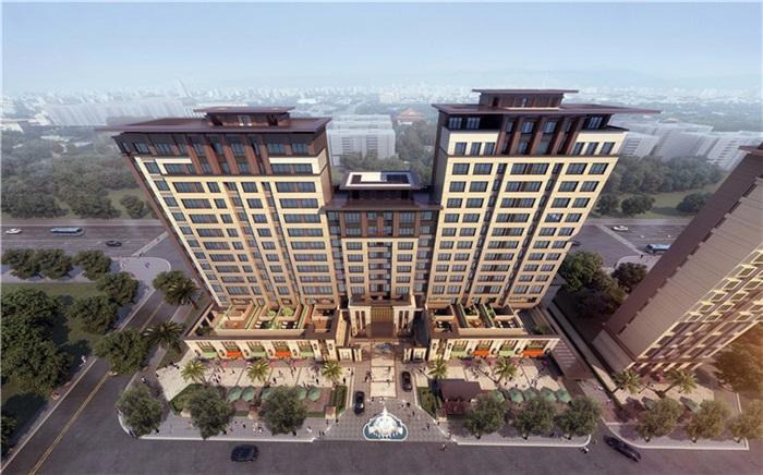 新亚洲风格住宅精细su模型全(1)
