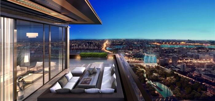 新亚洲风格住宅精细su模型全(3)