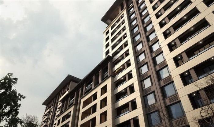 新亚洲风格住宅精细su模型全(5)