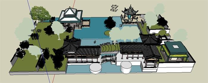 嬉水公园设计方案(1)
