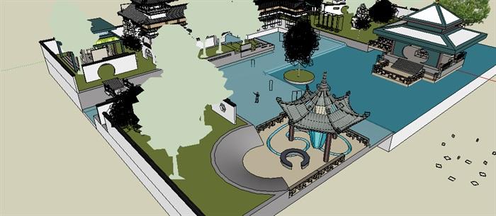 嬉水公园设计方案(3)