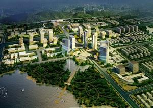 某新区城市规划设计jpg方案