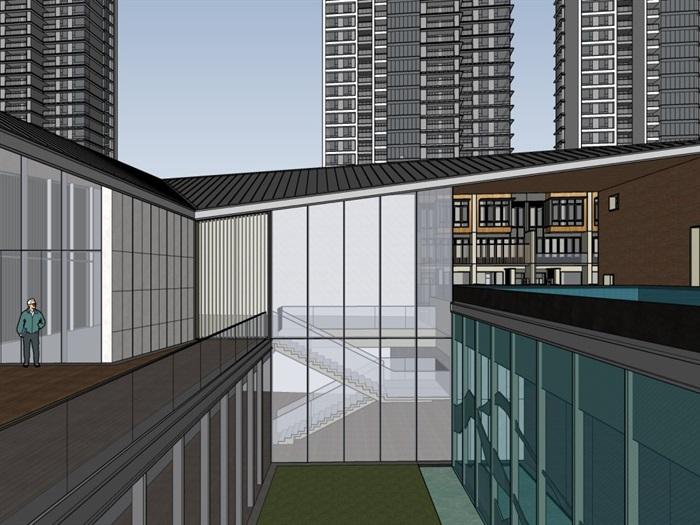 现代主义住宅su精细帅(3)
