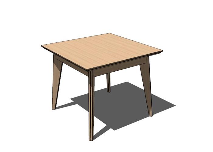 北欧家具精选40套su模型(4)