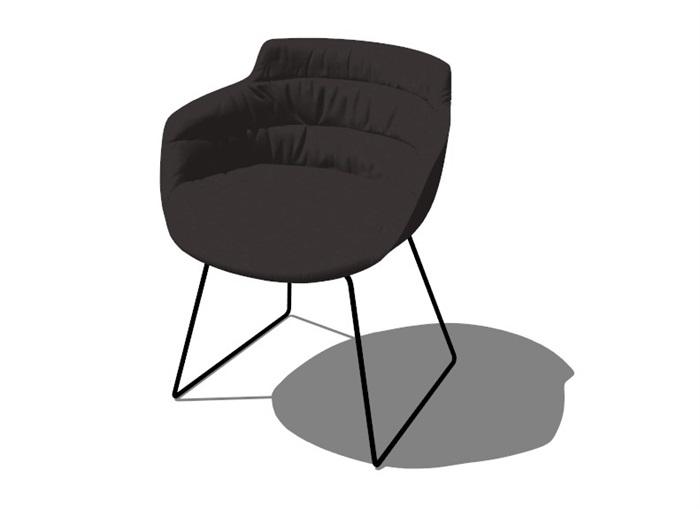 北欧家具精选40套su模型(7)