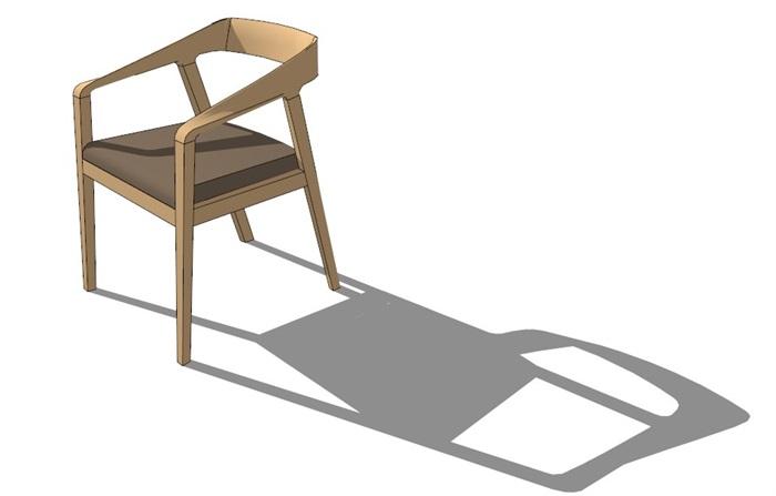 北欧家具精选40套su模型(9)