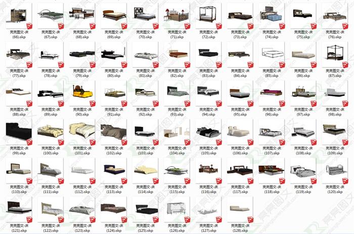 床合集130套精选(2)