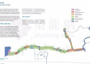 某外环水系城市景观总体规划设计pdf方案
