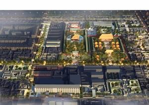 北京国子监城市规划设计pdf方案