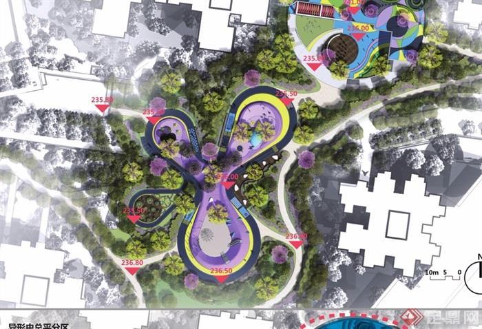 儿童活动场地景观概念设计方案儿童主题乐园pdf方案