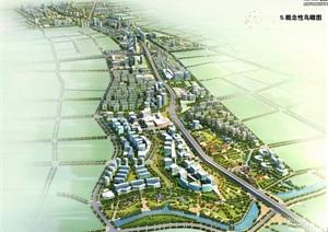 某普陀区城市规划设计jpg方案