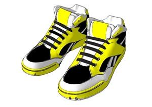 鞋子18套精選SU(草圖大師)模型