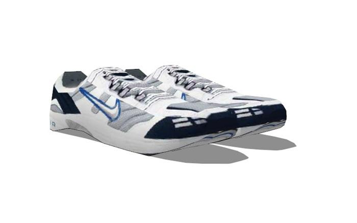 鞋子18套精選su模型(14)