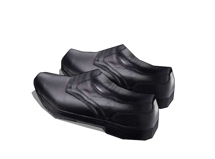 鞋子18套精選su模型(13)