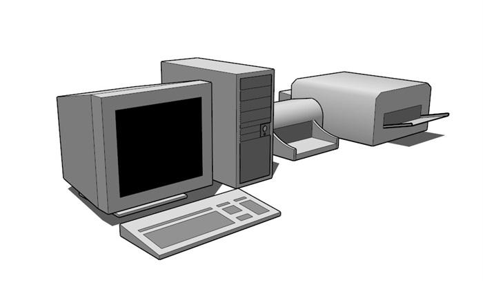 多媒體電器63套合集精細su模型(7)