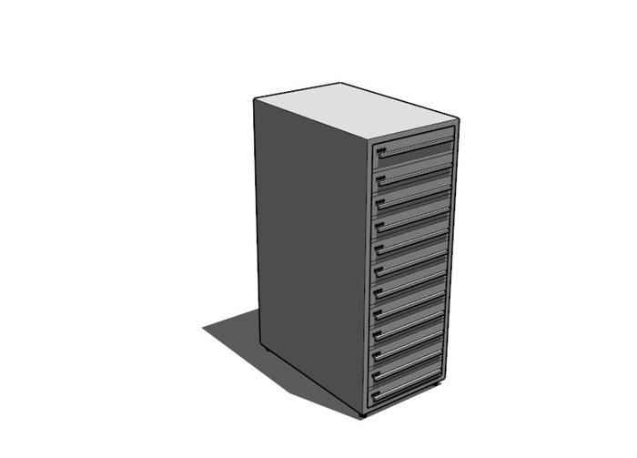 多媒體電器63套合集精細su模型(13)