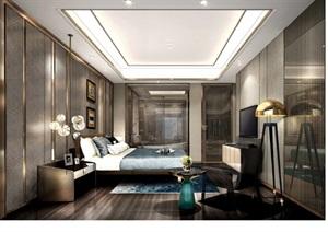 上海某高档住宅项目12#楼样板间概念&深化&软装设计方案文本