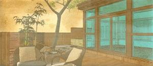 重慶半山公館花園改造(方案設計)