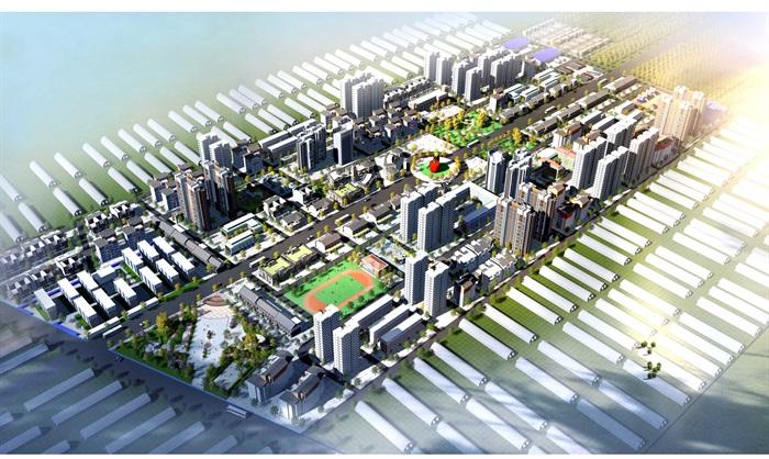 城市规划(镇规划)(1)