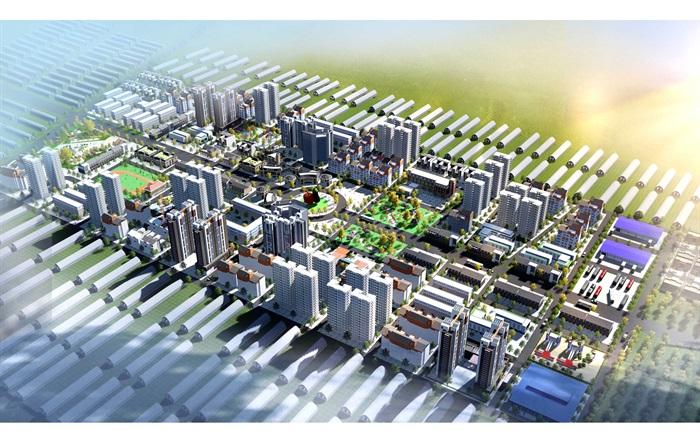 城市规划(镇规划)(2)