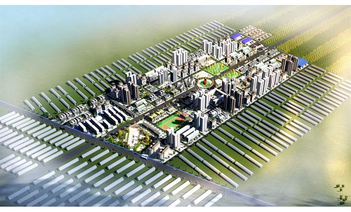 城市规划(镇规划)(3)