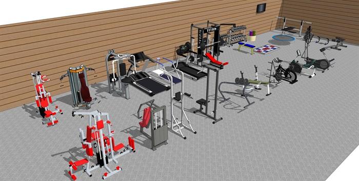 健身器械(2)